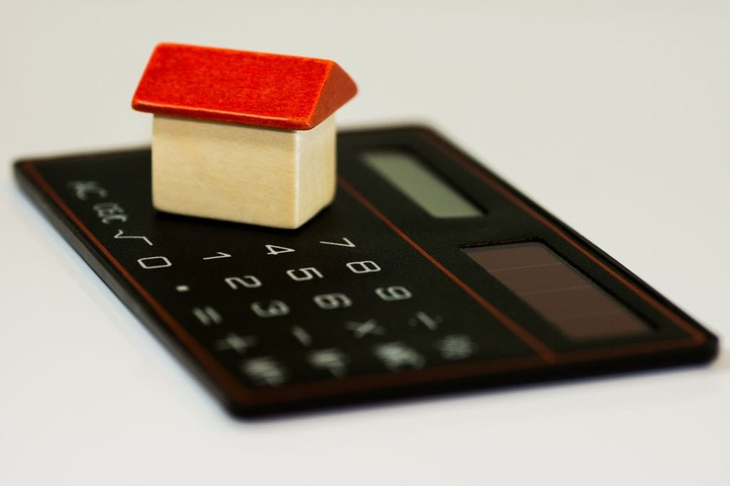 foreclosure home sitting on mortgage calculator
